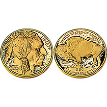 2009 American Buffalo One Ounce Gold Proof Coin (BA9)