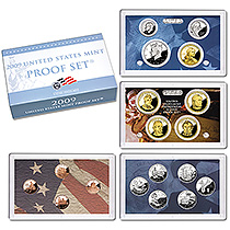 United States Mint 2009 Silver Proof Set™ (SV0)